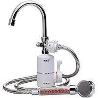 TRNMC Agua Caliente del Grifo 220V Cocina instantánea Calentador de Agua eléctrico bajo Entrada Grifo del