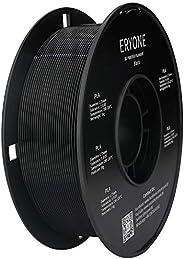 Filament PLA 1.75mm, ERYONE PLA Filament 1.75mm, Imprimante 3D Filament PLA Pour Imprimante 3D, 1kg 1 Spool,No