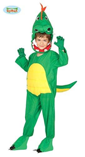 Dinosaurier Kostüm für Kinder Gr. 98-146, Größe:110/116