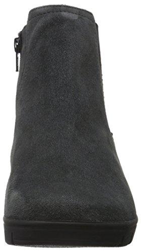 SemlerJudith - Stivali bassi con imbottitura leggera Donna Grigio (Grau (860 grau-anthrazit))