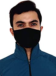 TeeBustrr Cotton Mouth Nose Cover Unisex Anti-Pollution Cloth Mask