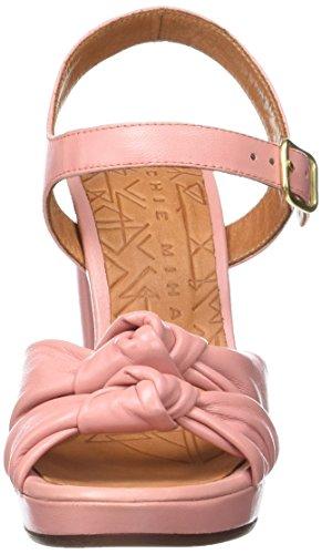 Chie Mihara Champan, Sandales Plateforme Femme Rose (Maitai Pink)