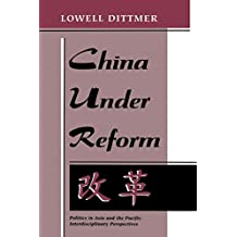 China Under Reform (Politics in Asia and the Pacific : Interdisciplinary Perspectives)
