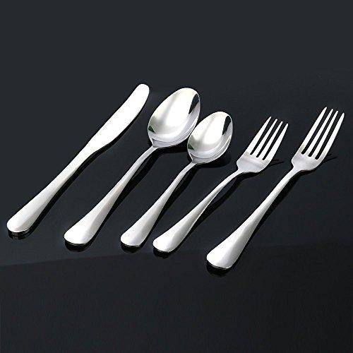 MCIRCO Stainless Steel Tableware...