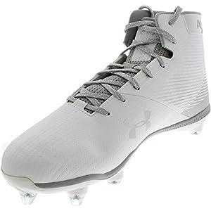 gengyouyuan C Ronald Football Chaussures Hommes cass/és ongle Formation Haute Chaussures