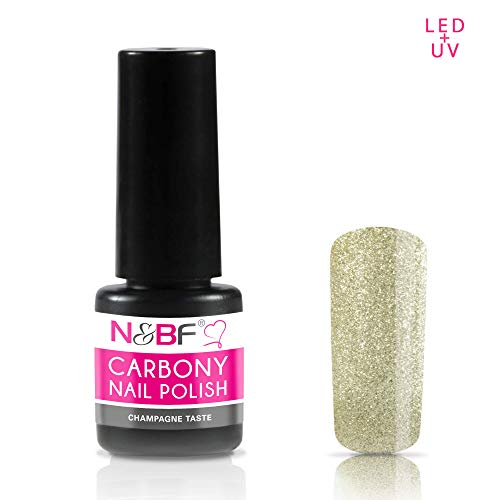 carbony nailpolish Champagne Bouton 5 ml-7ml Nail Polish à Ongles Gel