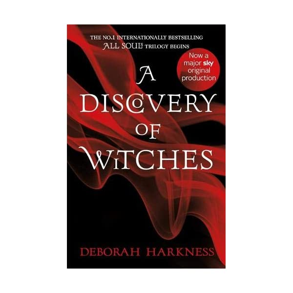 A Discovery of Witches 41nU3s035JL