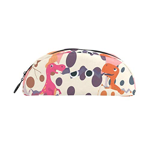 FANTAZIO Particular Leopard Print Pencil Case Big Capacity Pen Bag Makeup Pouch Durable Students Stationery Perfect Gift for Students Fan Shop