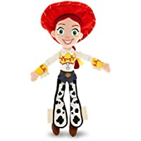 DS Disney Store 26cm Jessie Peluche Toy Story 3 Originale Bambola Cowgirl  Giocattolo 4a7543a8856