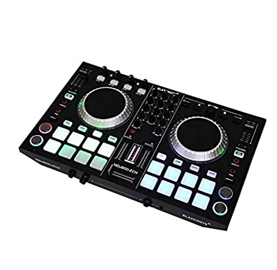 MDJ8000 DJ MIDI Controller Computer Controller To Play Disc Players, With Pads
