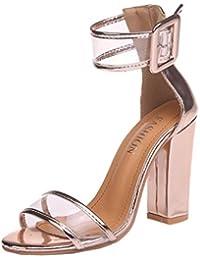 8db85d8c318b7 Amazon.fr   chaussures a talons ado fille   Chaussures et Sacs