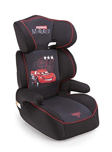 Piku 6255Disney Cars Auto-Kindersitz, Schwarz
