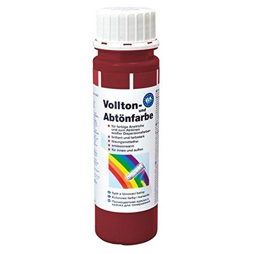 Pufas fix 2000 Volltonfarbe und Abtönfarbe 250 ml Farbton: 915* Weinrot