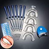 Teeth Whitening Oral Care Kit Tooth Whitening Gel Thermoform Mouth Trays Whitener Teeth