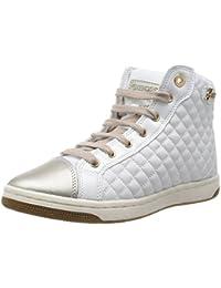Geox J Creamy A - Zapatillas de Deporte de material sintético niña