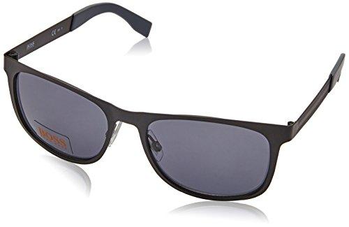 BOSS Orange Herren BO 0244/S BN VT7 Sonnenbrille, Schwarz, 54