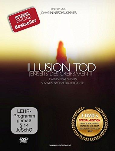 Illusion Tod - Jenseits des Greifbaren II (Spezial-Edition, 3 Discs) [Special Edition]