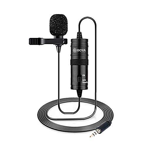 Boya Lavalier Microphone BY-M01