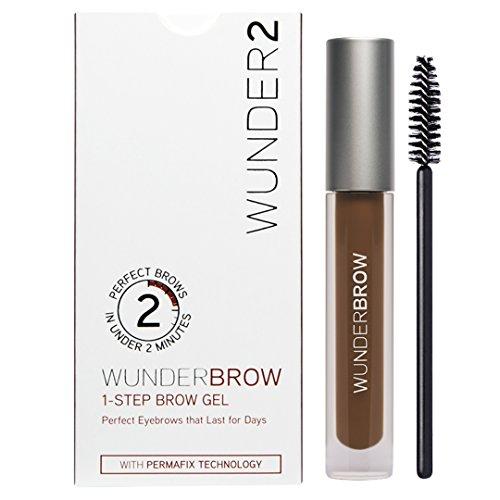 Preisvergleich Produktbild WUNDER2 Wunderbrow Perfekte Augenbrauen in weniger als 2 Minuten, rotbraun