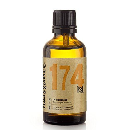Naissance Lemongras, Flexuosus 50ml 100% naturreines ätherisches Öl -