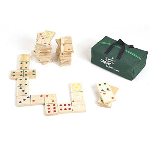 Garden Games Limited - Dominó, para 8 jugadores...