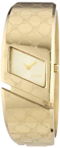 Joop - JP101302F03 - Montre Femme - Quartz Analogique - Bracelet Acier Inoxydable Plaqué Doré