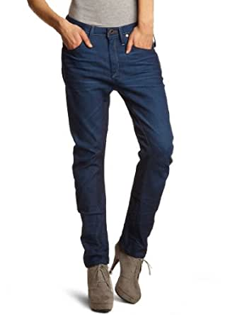 G-star - Jean - Tapered - Femme, Blau (dk aged), FR : 28W/30L (Taille fabricant : 28/30)