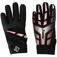 Franklin Sports Football Receiver Gloves Elastic Compression Wrist, Youth Medium preisvergleich bei billige-tabletten.eu
