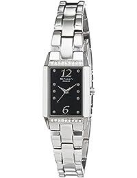 Casio Damen-Armbanduhr Analog Quarz Edelstahl SHN4011D1AEF