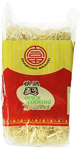 Diamond Quick Cooking Nudeln, ohne Ei, 5er Pack (5 x 500 g Packung) China Ei
