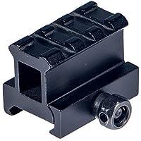 FOCUHUNTER Base de Riel Vertical Tactical Scope 20 mm Soporte de Adaptador para Picatinny/Weaver Rail Mount