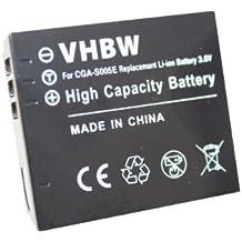 vhbw Li-Ion Batteria 750mAh compatibile con SIGMA DP1 Merrill / DP2 Merrill / DP3 Merrill sostituisce BP-41