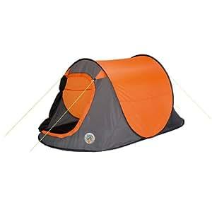 Personne 2–tente pop up-tente - 200 x 120 cm-tente instantanée en polyester 190T