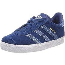 the latest 3a490 07cd4 adidas Originals Gazelle OG para hombre Formadores azul G16183 gamuza de  ... adidas Gazelle I, Zapatillas de Gimnasia Unisex bebé