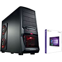 Ultra i7 PC Gaming PC Quad Core intel i7 6700k 4x4.0GHz (4x4,2GHz-Turbo) 6th Generation , Windows 10 Pro 64bit english , MSI 4G Gaming NVIDIA GTX 980 Gaming Twin Frozr (4096MB, HDMI DVI-I DP Graphics Card), Asus Z170 Pro Gaming Motherboard , dvd writer , 240GB SSD + 1TB HDD , HyperX Fury 32 GB (4 x 8 GB) 2133 MHz DDR4 , 700W 80+, wireless , cardreader , multimedia, gaming , desktop