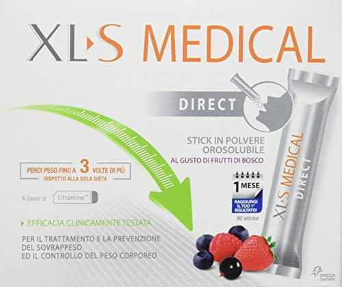 Xs medical adelgazar precio del dolar