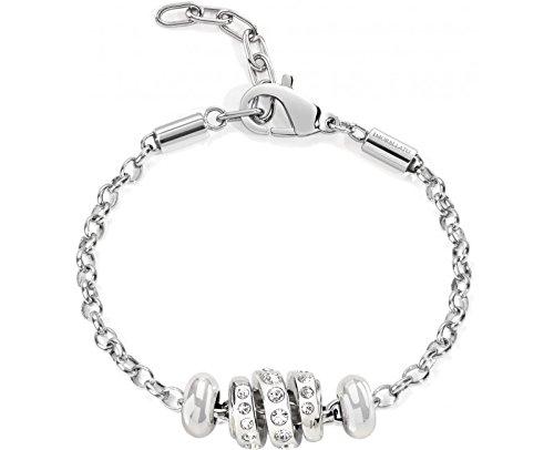 Morellato, bracciale da donna, acciaio inossidabile, cod. scz229