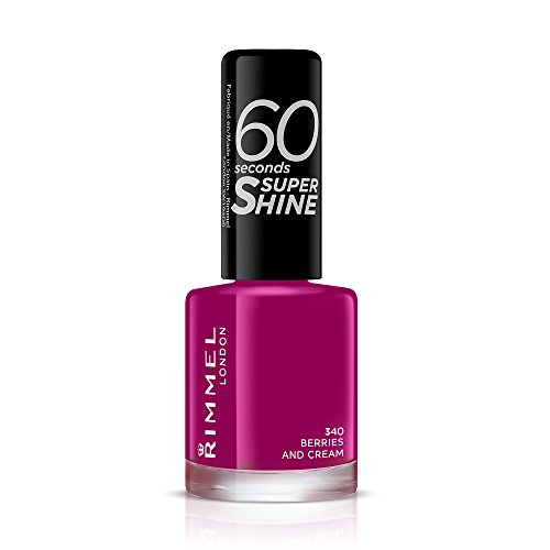 Rimmel London 60 Seconds Super Shine Pintauñas Tono 340-34 gr