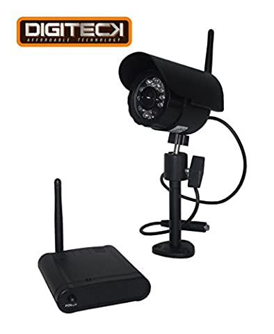 H7C-WIRELESS NIGHT VISION CCTV CAMERA WITH 4CH RECEIVER