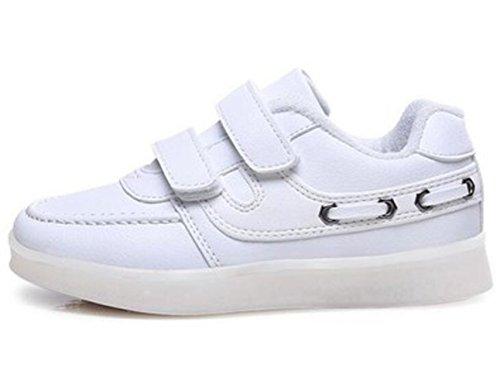 Conveniências 7 Esportivos Para Esperado Sneaker Led present Junglest® Carregamento Toalha Unissex Brilhante De Calçados Usb Cores Calçados Esportivos C18 Sneakers Pequena tOqUxqRpw