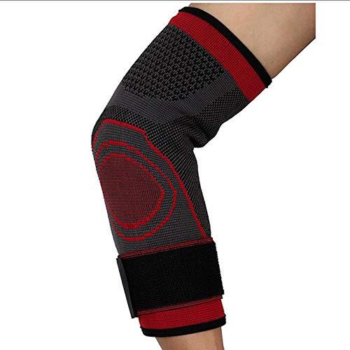Zhen Lin Sport-Fitness-Geräte Elbow Pads Unterarm-Klammern Arm Wächter Ellenbogen Schienen Raglan Sleeves Paar Ausgezeichnete Unterstützung Powerlifting Gewichtheben -
