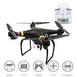 MCJL RC FPV Drohne 120 ° FOV HD-Kamera Live-Video Hochgeschwindigkeitswindwiderstand Quadcopter