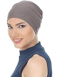 Coton Bonnet Essentielle Pour Perte De Cheveux, Cancer, Chimio