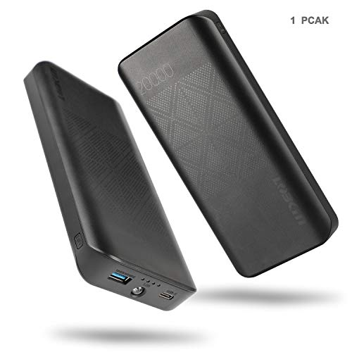 LOBKIN-Power-Bank-26800mAh-2-Porte-18W-PD30QC30-Caricabatterie-Portatile-con-Ingresso-Fulmine-Type-C-per-iPhone-X-87-6s-iPad-Samsung-S9-S9-Tablets-ECC