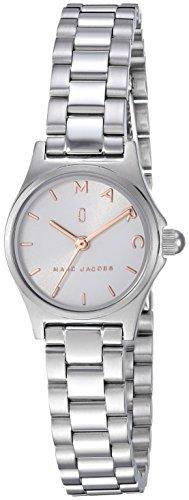 Marc Jacobs Henry Reloj de Mujer Cuarzo 26mm Correa y Caja de Acero MJ3586