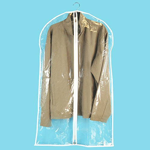 hangerworld-pack-of-2-clear-zipped-suit-cover-garment-clothes-bags-100cm-40-long