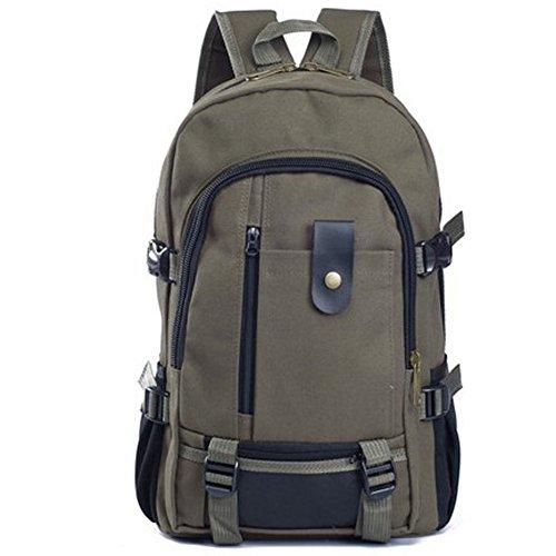 2016 bolsa de viaje vendimia de la escuela de la universidad de mochila de los hombres