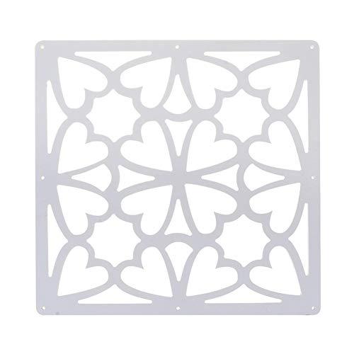 ANAN 8 stücke kreative hängen raumteiler Bildschirm PVC hohl hängen Bildschirm waben dekorative raumteiler Panel Home Hotel Dekoration,1 -
