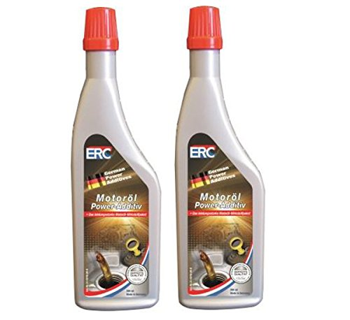 2 X ERC Motoröl Power Additiv 200ml, Art.Nr. 51-0210-04