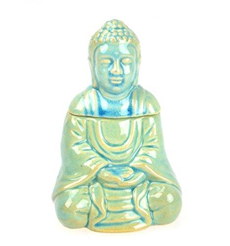 brule-parfum-diffuseur-forme-bouddha-en-ceramique-turquoise